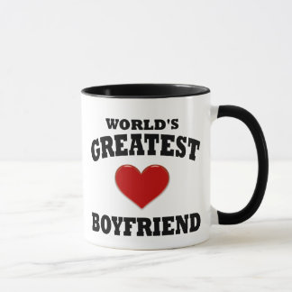Greatest Boyfriend Mug