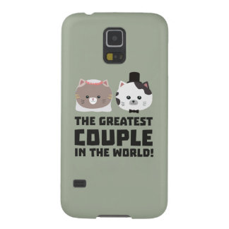 Greatest Cat Couple in the world Zd2n1 Galaxy S5 Covers