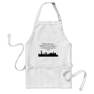 Greatest City in the World Standard Apron