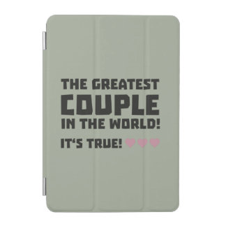 Greatest Couple in the world  Z5rz0 iPad Mini Cover