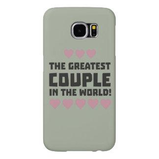 Greatest Couple Love Zg5qi Samsung Galaxy S6 Case