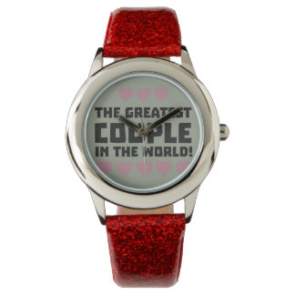 Greatest Couple Love Zg5qi Wristwatches