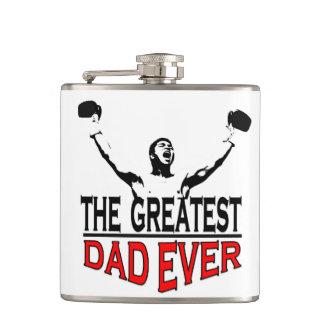 greatest dad flask