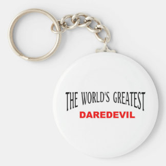 Greatest Daredevil Keychain