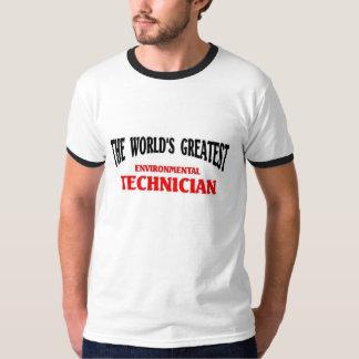 Greatest Environmental Technician T-Shirt