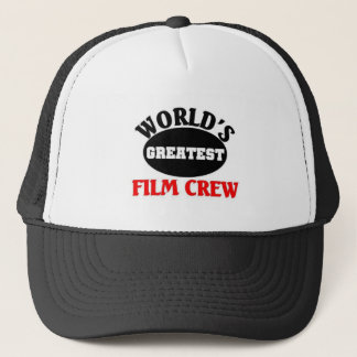 Greatest Film Crew Trucker Hat