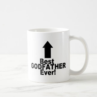 Greatest Godfather Coffee Mug