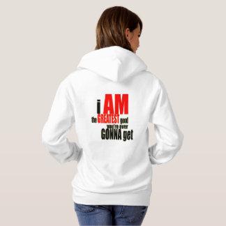 greatest good hoodie
