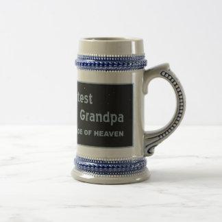 Greatest Grandpa This Side of Heaven Coffee Mug