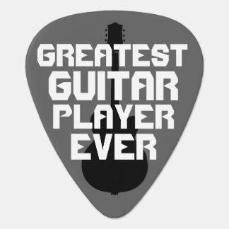 greatest guitar-player ever, cool guitar pick