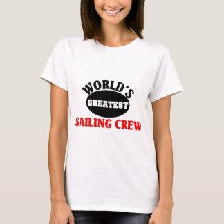 Greatest sailing Crew T-Shirt