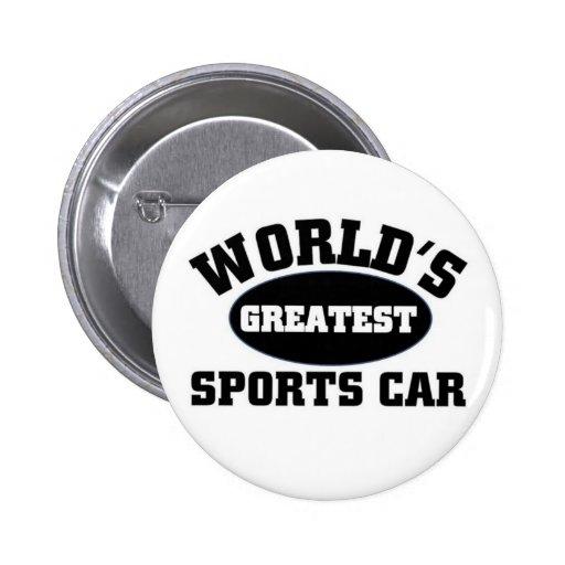 Greatest Sports Car Button