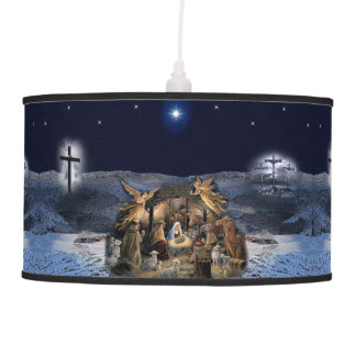 Greatest Story Ever Told Pendant Lamp