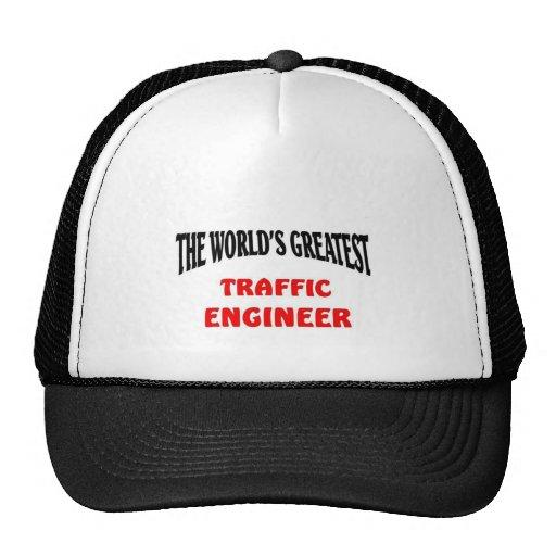 Greatest traffic engineer hat