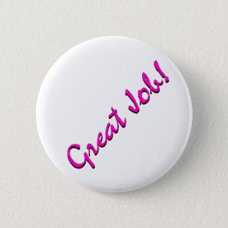 GreatJob 2 Inch Round Button