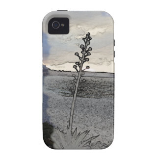 greatly changed,sketch vibe iPhone 4 cover