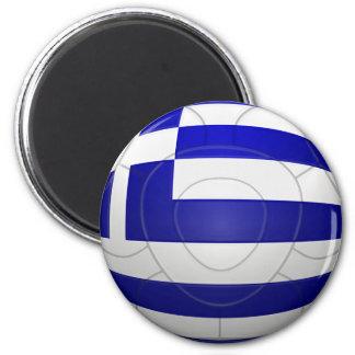 Greece - ΕΛΛΑΔΟΣ Football Magnet