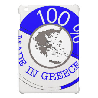 GREECE 100% CREST CASE FOR THE iPad MINI