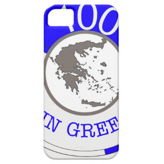 GREECE 100% CREST iPhone 5 CASE