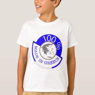 GREECE 100% CREST T-Shirt