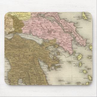 Greece 7 mouse pad