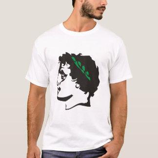 Greece antiquity head laurel wreath T-Shirt