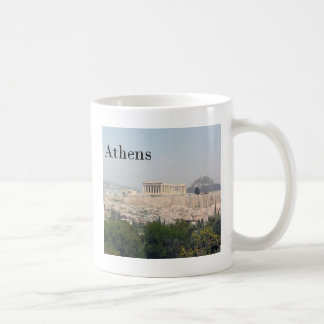Greece Athens Acropolis Coffee Mug