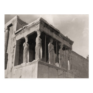 Greece, Athens, Acropolis, Parthenon Postcard