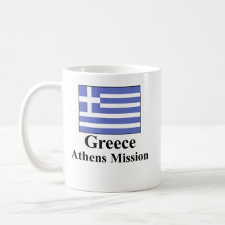 Greece Athens Mission Drinkware Coffee Mug