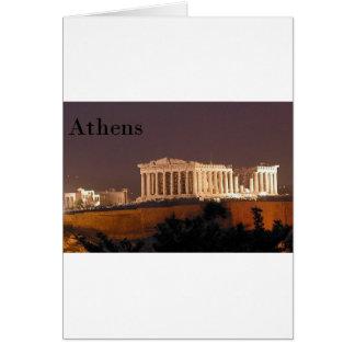Greece Athens Parthenon (St.K) Card