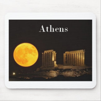 Greece Athens (St.K) Mouse Pad