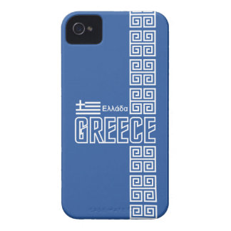 GREECE Blackberry Bold case, customizable iPhone 4 Case
