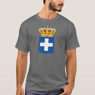 Greece Coat of Arms (1863-1924 and 1935-1973) T-Shirt