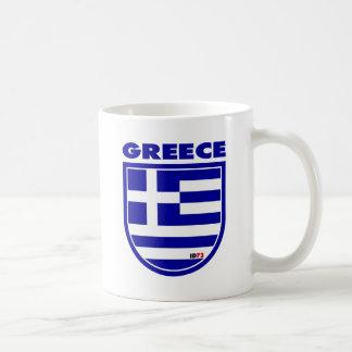 Greece Coffee Mug