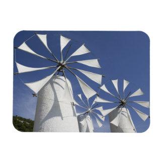 GREECE, CRETE, Iraklio Province, Ano Kera: 2 Rectangular Photo Magnet