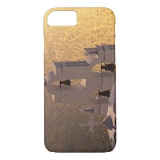 Greece, Cyclades Islands, Santorini, Thira, iPhone 7 Case