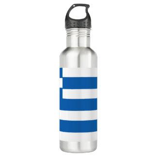 Greece Flag 710 Ml Water Bottle