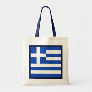 Greece Flag Bag
