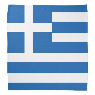 Greece Flag Bandana