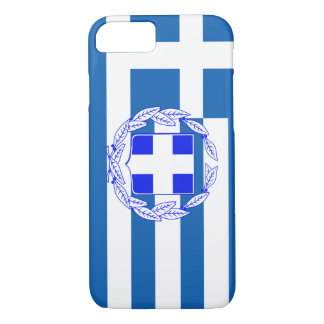 Greece flag iPhone 8/7 case