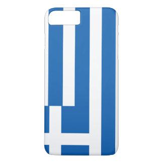 Greece Flag iPhone 8 Plus/7 Plus Case