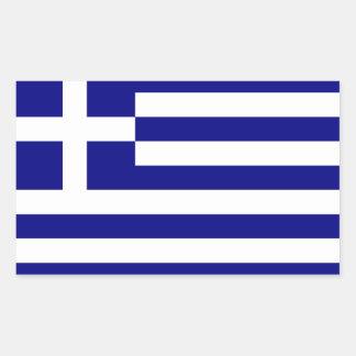 Greece Flag Sticker