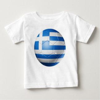 GREECE FOOTBALL FLAG BABY T-Shirt