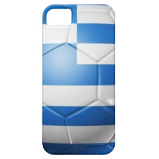 GREECE FOOTBALL FLAG iPhone 5 COVERS