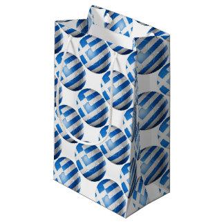 GREECE FOOTBALL FLAG SMALL GIFT BAG