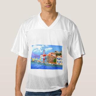 Greece Football Jersey shirt