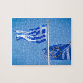 Greece in the European Union Jigsaw Puzzle