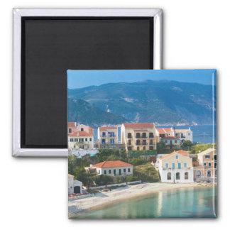 GREECE, Ionian Islands, KEFALONIA, Assos: 2 Magnet