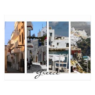 Greece Islands Postcard