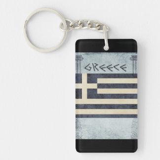 Greece Key Chain Souvenir
